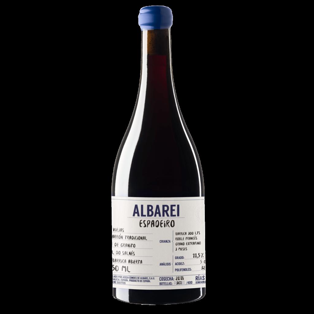 vino albarei espadeiro