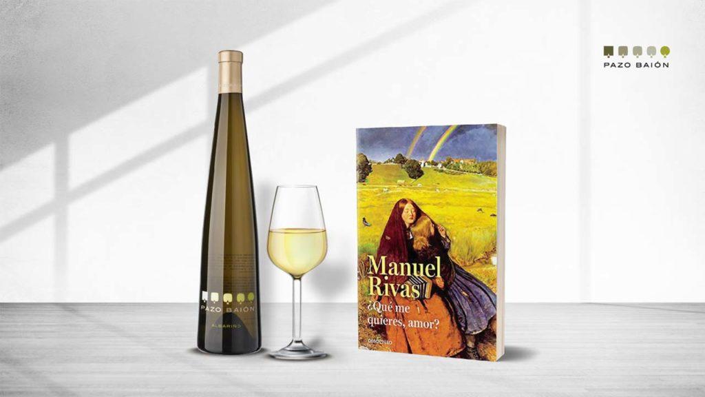 Las Lecturas de Pazo Baión conectarán el mundo del vino con la literatura