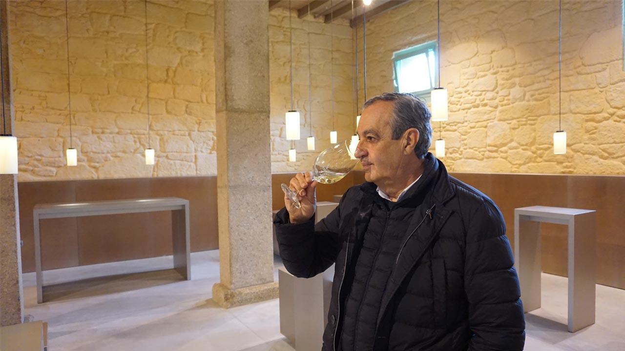 José Hidalgo es uno de los enólogos más respetados de España