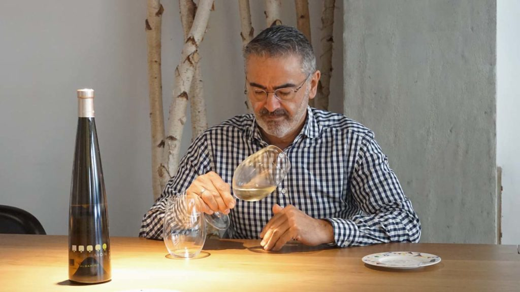 Manuel Otero has set out to go beyond the traditional pairings