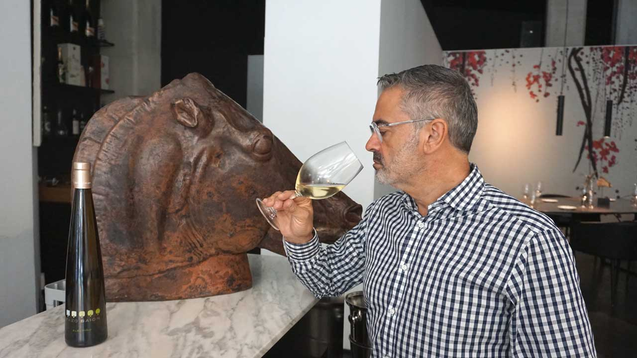 Bido's sommelier believes that traditional pairings have been superseded
