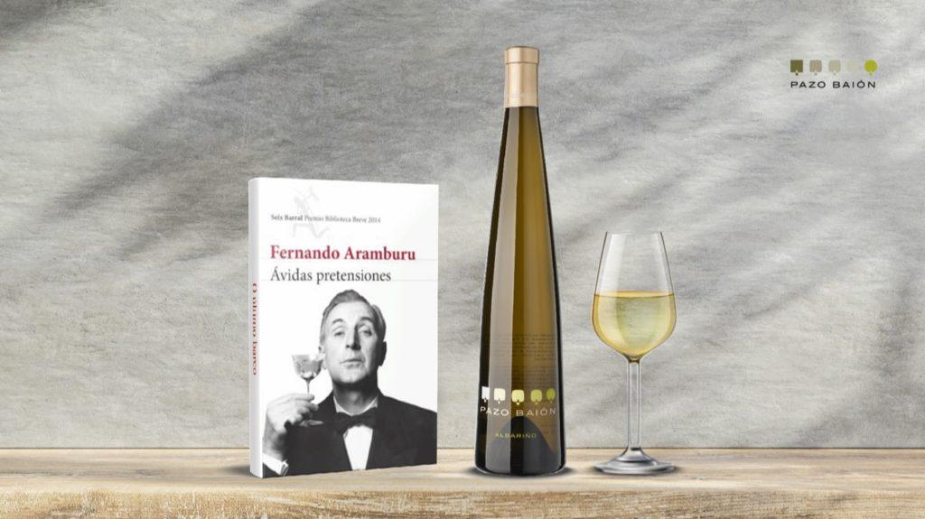 La primera recomendación de Domingo Villar es un libro de Fernando Aramburu