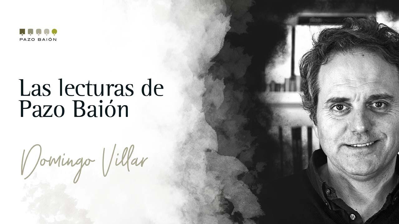 Las obras de Domingo Villar han sido traducidas a varios idiomas
