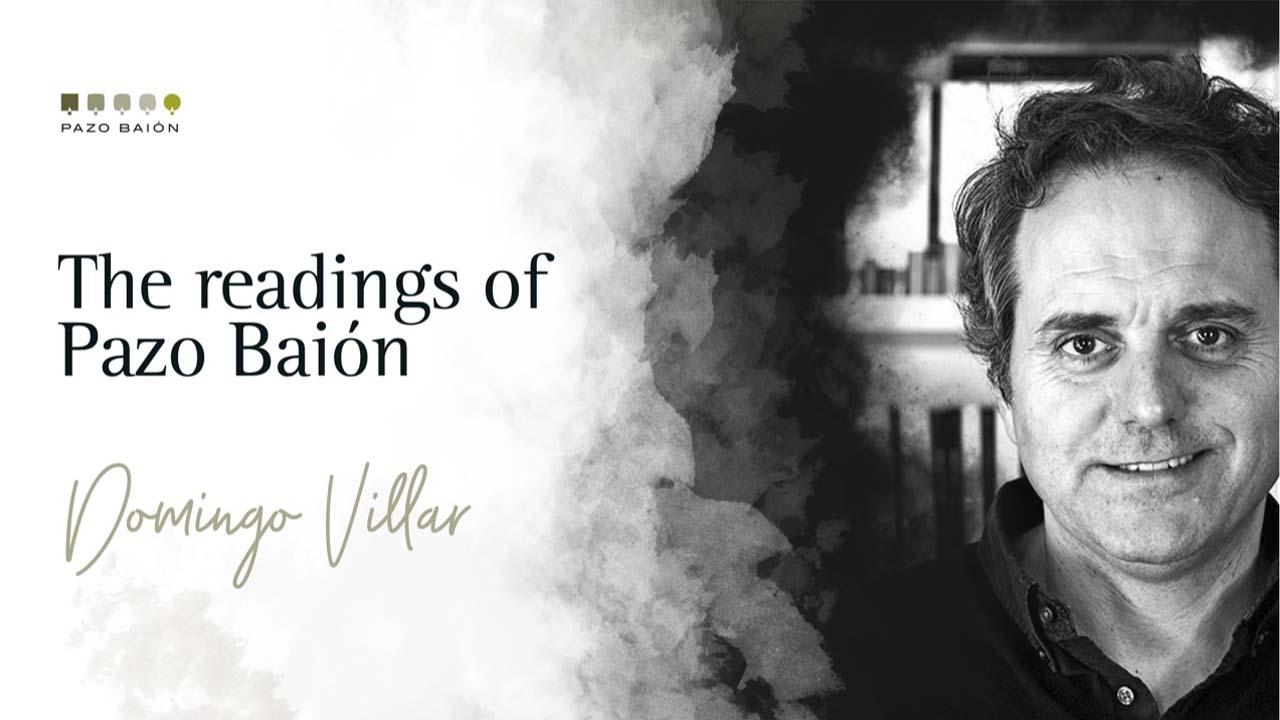 Domingo Villar is a famous writer