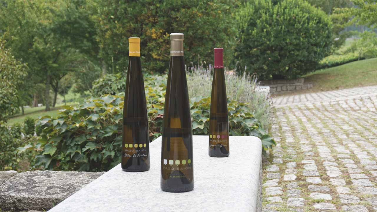 The care of the grapes is the key to producing the only single-estate albariños